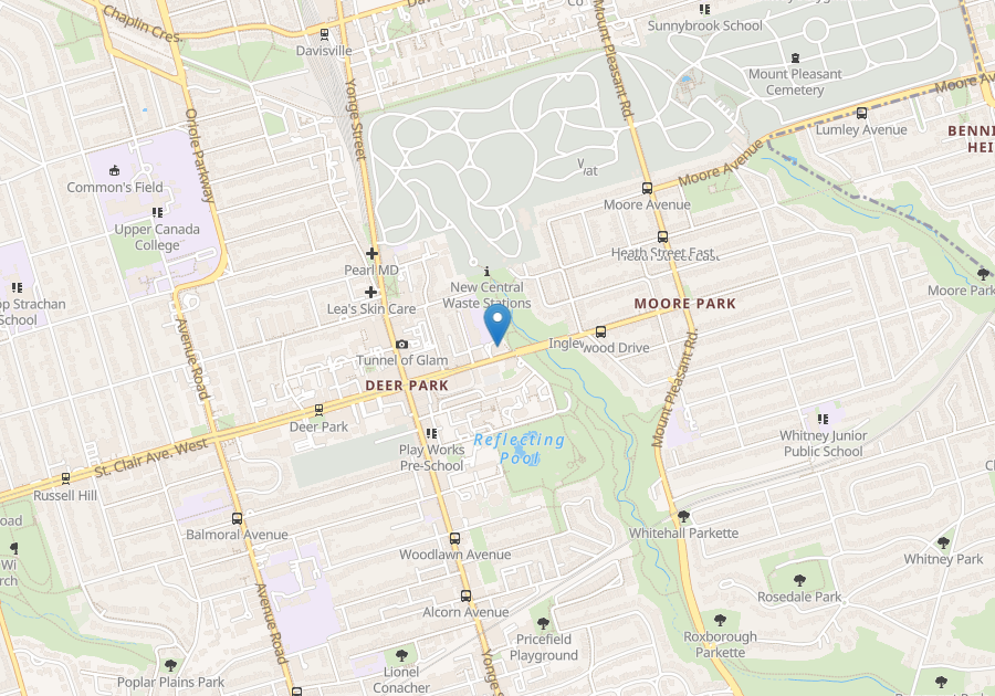 80 St clair Ave E, TORONTO , ON : 2 Bedroom for rent ...